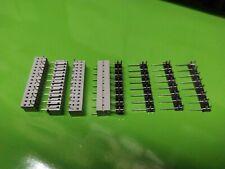 8Pin Connector Strip PCB 2,54  Male 90° Female            Lot 4 Pcs         G16