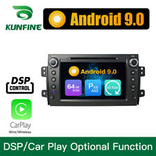 Android 9.0 Octa Core Car Dvd Gps Player Stereo Navigation for Suzuki Sx4 06-12