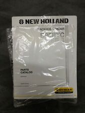 New Holland Backhoe Loser B95btc Tier 3 Parts Catalog