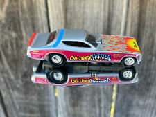 HOT WHEELS CHI-TOWN HUSTLER '72 DODGE FUNNY CAR REAL RIDERS LIMITED