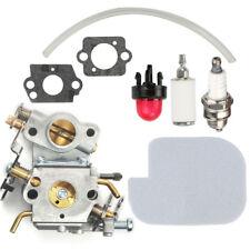 Carburetor Kit For Poulan P4018WM P4018WT PPB3416 P3818AV SM4218AV ZAMA C1M-W26C
