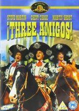 The Three Amigos 1987 Adventure Western Steve Martin DVD Region 2