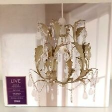 Glass Antique Style Pendant Shades