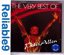 Peter Allen - The very best of CD Original edition New not sealed-1982 A&M AUS