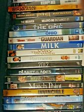 Popular Dvd Movies Lot 3 - Bulk and Save - Pick and Choose Your Favorite