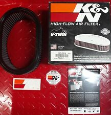 HD-2076 K&N AIR FILTER fits HARLEY DAVIDSON XLCH1000 SPORTSTER 61 CI 1976-1978