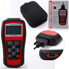MaxiScan MS509 Scanner Reader Diagnostic Fault Code Car OBDII OBD2 EOBD New