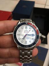 OMEGA Seamaster Diver 300 Commanders Watch James Bond 007 Limited Automatik NEU
