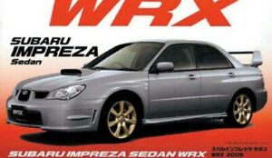 1/24 Fujimi - Subaru Impreza Sedan WRX- Plastic Model Kit