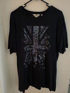Ben Sherman Union Jack - Black - Size XL