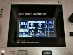 Elektron MD MM Octatrack Custom (Negative) LED Display !