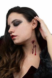 Vampire Bites SFX Make-Up Prosthetic