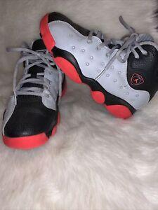 🔥 Jordan Jumpman Team II Kids Shoes Wolf/Grey 820274-016 Size 1.5 Y Sneakers