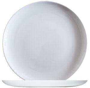 Arcoroc ARC L2810 SOLUTIONS UNI Pizzateller 32cm Opalglas weiß 6 Stück