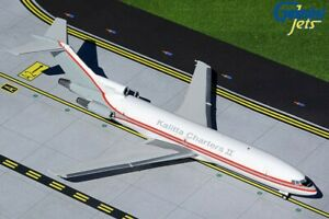 Kalitta Charters II Boeing 727-2M7F/Adv N726CK 1/200 scale diecast Gemini Jets