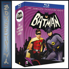 Batman: Original Series 1-3 (Blu-ray Disc, 1966, 13-Disc Set)