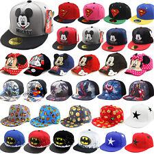 Baby Kinder Basecap Kappe Baseball Cap Sommer Mütze Jungen Mädchen Snapback Hut