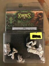 Hordes Minions Midas Farrow Bone Grinder Warlock NIB PIP 75044