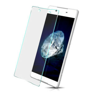 Real Tempered Glass Screen Protector for Sony Xperia Z5 Genuine Clear Guard