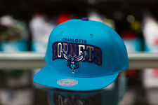 Mitchell & Ness Charlotte Hornets Reflective Snapback Hat