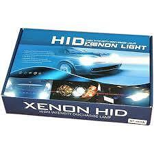XENON AC HID CONVERSION KIT H7 6000K UK SELLER