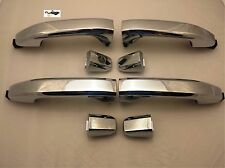 84338766 OEM Chrome Door Handles Set of 4 2014-2018 Chevy Silverado GMC Sierra