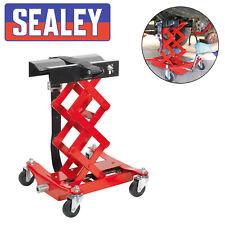 Sealey TJ150E 150Kg Gearbox Scissor Mechanism Type Floor Transmission Jack