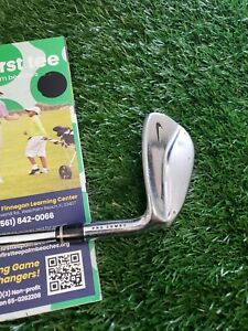 Nike Pro Combo 8 Iron Steel Stiff Flex