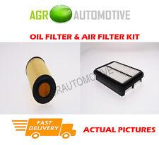 DIESEL SERVICE KIT OIL AIR FILTER FOR HYUNDAI SANTA FE 2.0 145 BHP 2003-05