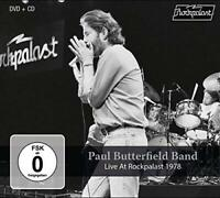 Paul Butterfield Band - Live At Rockpalast 1978 (NEW CD+DVD)