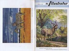 The Illustrator Magazine, Vol 40, Number 2, Spring 1954, Published Quarterly