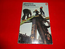 ADVENTURE PLAYGROUNDS  BY  JACK LAMBERT AND JENNY PEARSON (PAPERBACK BOOK)^