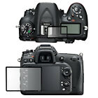 Fotga Hard Optical Glass LCD Screen Protector For Canon EOS 5D MARK III Camera