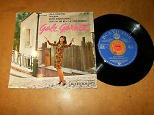 GALE GARNETT - EP FRENCH RCA 86122  / LISTEN - TEEN FOLK FRENCH POPCORN