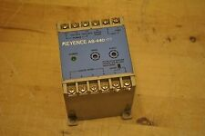 Keyence AS-440-01 Compact Sensor Amplifier