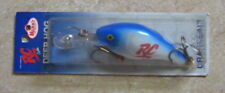 Vintage Tom Mann'S Deep Hog Royal Crown Rc Cola Logo Crankbait Fishing Lure