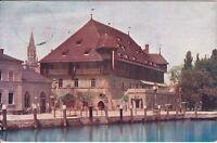 uralte AK, Konstanz, Konziliumsgebäude Feldpost Feldpoststempel 1916