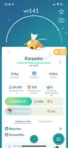 ✨* Pokemon Go Shiny Magikarp/Karpador *✨