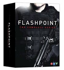 Flashpoint:The Complete Series(DVD,19-Disc Set,CTV)New Season 1 2 3 4 5/6