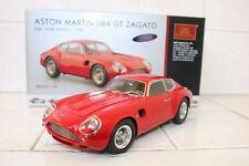 1:18 CMC Aston Martin DB4 GT Zagato Red 1961 M146