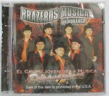 EL GRUPO JOVEN DE LA MUSICA DURANGUENSE - BRAZEROS MUSICAL DE DURANGO CD - NEW