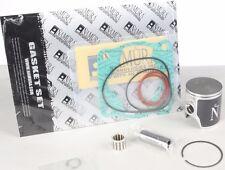 02-16 Yamaha YZ85 Top End Kit Piston Rings Gaskets Wrist Pin Bearing Standard C