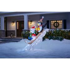 4FT Led Penguin & Snowman Outdoor Indoor Christmas Yard Decoration Holiday Decor
