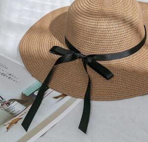 womens floppy sun hat