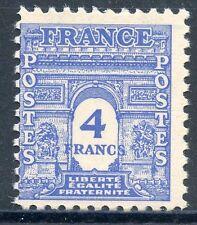 TIMBRE DE FRANCE NEUF LUXE 627 ** ARC DE TRIOMPHE DE L ETOILE