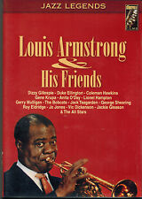 DVD Jazz Legends Louis Amstrong & His Friends,Neuwertig