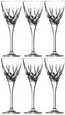 RCR Crystal Trix Vino Bianco Con stelo Bicchieri 180ml, Set di 6