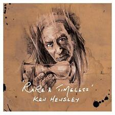 Ken Hensley - Rare And Timeless (NEW CD)