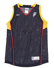 Reebok WNBA Basketball Youth Girls Indiana Fever Mesh Jersey, Navy
