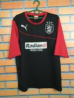 Huddersfield Town Jersey 2013 2014 Away L Shirt Mens Black Football Soccer Puma